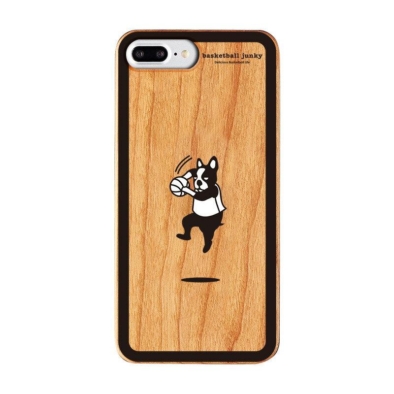 【大感謝価格 】OD-0530-IP7P-0004 iPhone8Plus/7Plus/6sPlus/6Plus対応 iPhoneケース Basketball Junky バスケットボールジャンキー クリアケース Gizmobies ギズモビーズ basketball junky