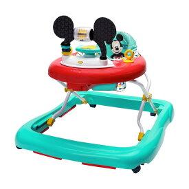 【大感謝価格】キッズ・ツー KidsII ディズニーベビー ミッキーマウス ハッピートライアングル ウォーカー 11237 同梱不可