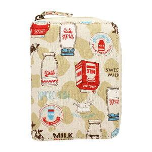 【直送品】【大感謝価格 】イナダ商事 40枚収納できるカードケース ミルク IAC-CCG-644