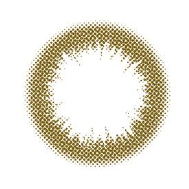【あす楽】【ネコポス】カラコン カラーコンタクト #CHOUCHOU #チュチュ オリーブ 1ヶ月 1箱1枚 度なし 度あり