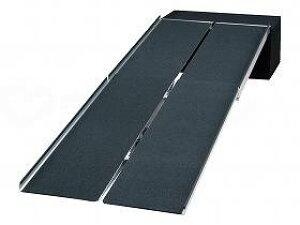 ポータブルスロープ アルミ4折式タイプ 2.1m PVW210