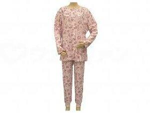 【物流倉庫出荷品】幸和製作所簡単着替えパジャマ 婦人用-SPA04W【別途送料発生は連絡します、割引キャンセル返品不可】