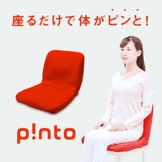 피곤하지 않았던 자신으로 돌아오는 p! nto전 12색 올바른 자세 습관 쿠션(pinto) 핀트