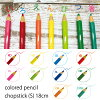 Chopsticks ♪ Coloured pencil chopsticks (S) H18cm