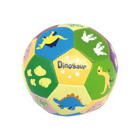 【softoy】【ミニトイボール】ジュラシック【室内遊びに最適なやわらかいトイボール】ボール トイボール おもちゃ 知育玩具 子供 子供用ボール キッズ ボール 赤ちゃん やわらかい 幼稚園 保育園 ギフト プレゼント かわいい パンダ シロクマ トイ パステル