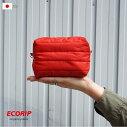 【メール便対応】【Ecorip】エコリップおりがみポーチ【日本製保冷保温軽量かわいいランチバッグおしゃれ女性用ジムキッズベビーランチバッグ】