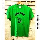pasha-pasha88/ パシャパシャハチハチ/コブラツイストパンダ コブラツイスト パンダ Tシャツ/XL L M S 緑 グリー…