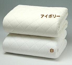 【送料無料】[パシーマ敷パットシーツ]旧商品名 サニセーフセミダブルサイズ133x210cm白売り切れ 入荷未定アイボリーあります