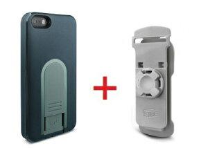 Intuitive Cube Japan X-Guard iPhone SE/5/5s用ケース(ブラック)&ベルトクリップセット [LG-MA03-0218_LG-XC01-0258_SET]|| ハードケース カバー iPhone5 iPhone5s黒 アイフォン5 おしゃれ 海外ブランド おもしろ 【new