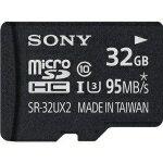 SONY microSDHC UHS-I メモリーカード 32GB Class10 [SR-32UX2A]|| ソニー ギガ