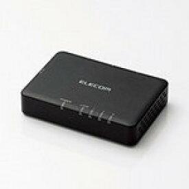エレコム 1000BASE-T対応 スイッチングハブ EHC-GPA-SBシリーズ 3ポート [EHC-G03PA-SB]|| ELECOM