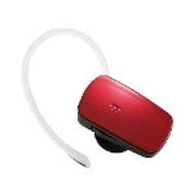ロジテック Bluetooth3.0ヘッドセット USB充電ケーブル付き モノラル音楽対応 レッド LBT-MPHS400MRD [LBT-MPHS400MRD]|| ブルートゥース Logitec