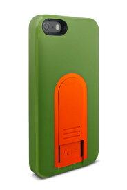 【即納】Intuitive Cube X-Guard iPhone SE/5/5s用ケース (グリーン)[LG-MA03-0248]|| ハードケース カバー iPhone5 iPhone5s 緑 アイフォン5 おしゃれ 海外ブランド おもしろ 【newyear_d19】