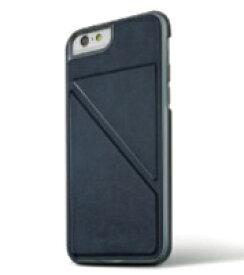 【即納】Intuitive Cube U-Protector iPhone6/6s用ケース(ブルー)[LG-MA08-4535]|| レザー カバー スタンド カード収納 アイフォン6 青 iPhone6s おしゃれ 海外ブランド おもしろ 【newyear_d19】