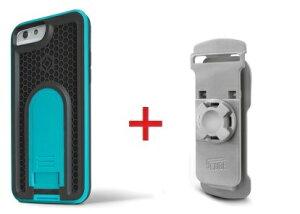Intuitive Cube Japan X-Guard iPhone6/6s用ケース(ブルー)&ベルトクリップセット [LG-MA08-3208_LG-XC01-0258_SET]|| ハードケース カバーアイフォン6 青 iPhone6s おしゃれ 海外ブランド おもしろ 【newyear_d19】