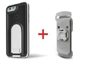 Intuitive Cube Japan X-Guard iPhone6/6s用ケース(ホワイト)&ベルトクリップセット [LG-MA08-3118_LG-XC01-0258_SET]   ハードケース カバーアイフォン6 白 iPhone6s おしゃれ 海外ブランド おもしろ 【newyear_d19】