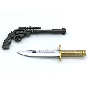かっこいいもの好き必見!武器モチーフボールペン!3個セット(ナイフ×1、ピストル×2) [LG-PEN-WEAPON-3SET] ペン ボールペン 文具 文房具 筆記具 雑貨 ユニーク ピストル 拳銃 ミリタリー 剣 ナ