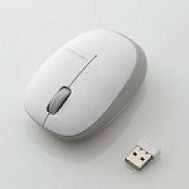 エレコム ワイヤレスBlueLEDマウス シルバー M-BL20DBSV [M-BL20DBSV]|| ELECOM