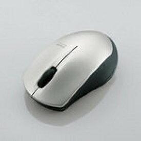 エレコム 3ボタン Bluetooth IRマウス [Sサイズ] シルバー M-BT12BRSV [M-BT12BRSV]|| ELECOM