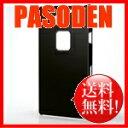 【メール便送料無料】エレコム docomo SH-03G用シェルカバー [PD-SH03GPVBK]|| ELECOM