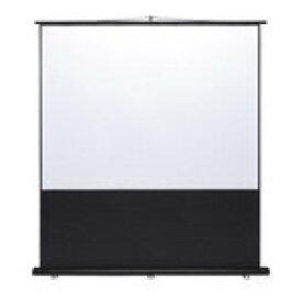 サンワサプライ プロジェクタースクリーン(床置き式) 100型相当 PRS-Y100K [PRS-Y100K]|| SANWA