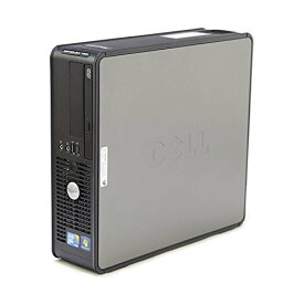 スタンダードPC 信頼のOS 希少 Windows XP Professional SP3 ■ Core2 Duo E8400 ■ DELL OptiPlex 780 SFF ■ メモリ 4GB ■ HDD 500GB ■ DVDドライブ【中古パソコン】