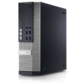 【超高速 Core i7 3.4GHz 搭載】初期設定不要 ■ DELL OptiPlex 990 SFF ■ 大容量 メモリ 16GB ■ ハードディスク 大容量 1TB ■ Windows10 Pro ■ オフィスソフト付 ■ 中古パソコン
