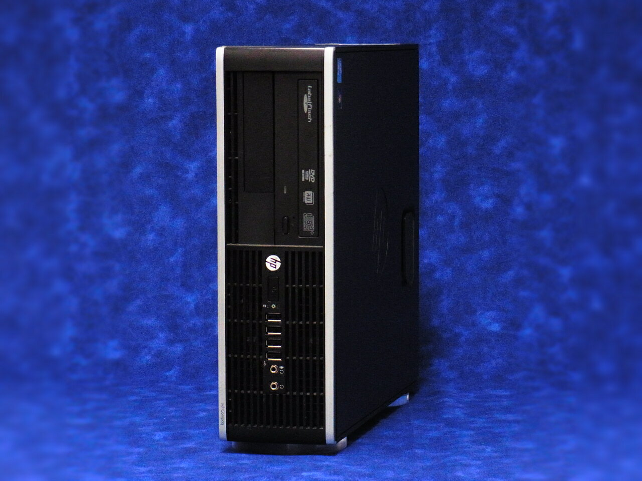 【中古】高速 第2世代 Core i3 搭載! 4GB/500GB/DVDマルチ HP Compaq 6300PRO