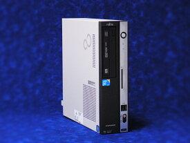 富士通 PC ■ メモリ 4GB ■ HDD 250GB ■ DVDマルチドライブ搭載 ■ Windows XP Professional ■ ESPRIMO FMV-D550【中古パソコン】