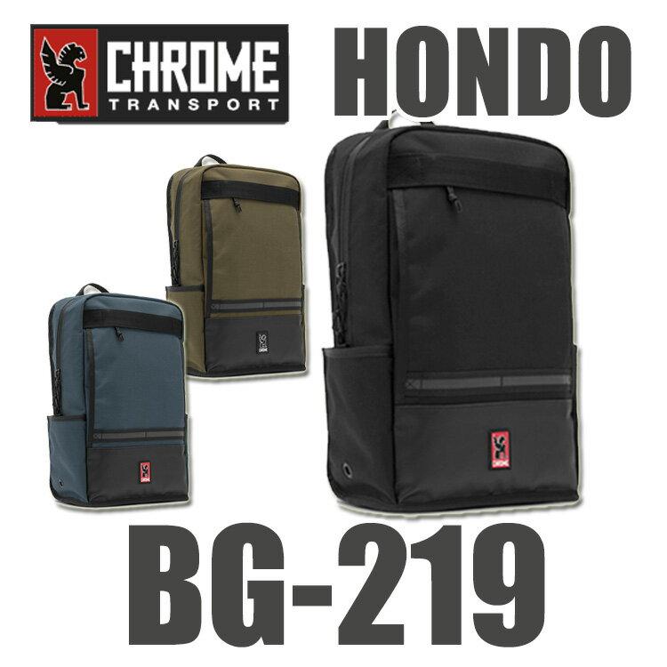 CHROME COMMUTER SERIES HONDO(クローム リュック バックパック メッセンジャーバッグ デイパック 機能的 アメリカ USA macbookpro  BG-219)【送料無料 ポイント5倍 在庫有り】【あす楽】【12月21迄】