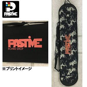 PASTiME パスタイム オリジナルソールカバー スノーボード 収納 エッジカバー ユース ジュニア 子供 キッズ