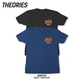 THEORIES セオリーズ Tシャツ 半袖 ショートスリーブ DINER T