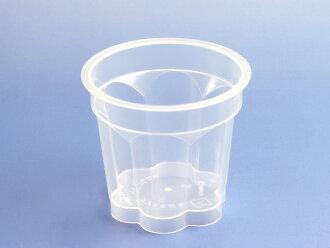 """SH 甜點杯,耐高溫""""平原,普契尼,旋鈕、 100 糕點、 糖果、 手工製作的布丁類塑膠杯布丁、 果凍和容器"""
