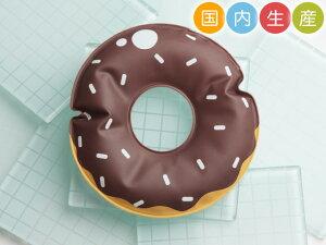 【メール便対応】保冷剤 ドーナツ チョコ WEB11メール便対応個数:6個まで保冷 冷却 長時間 かわいい スイーツ ランチグッズ お弁当グッズ