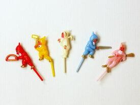 【メール便対応】ケーキピック 森の小人 5人セットメール便対応個数:8個までデコレーション ケーキ クリスマスピック ケーキピック 飾り ラッピング ギフト プレゼント お菓子 手作り 製菓用品