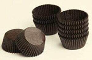 大量徳用 T320 チョコトリュフカップ5000枚 茶無地チョコカップ トリュフカップラッピング 用品 袋 プレゼント 包装 お菓子 手作り 製菓用品