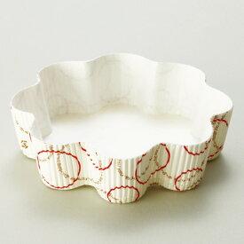 FA12フラワーファンシー(リング)100枚小さな花型のカップです。ラッピング 用品 袋 プレゼント 包装 お菓子 手作り 製菓用品