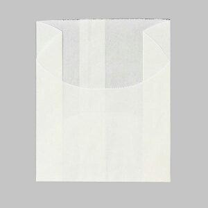 パン袋 (白) 100枚入 業務用 マチあり パン袋 紙 菓子パン袋 小分け袋 焼菓子袋 ラッピング小分け OP06-100 ハロウィン ハロウィーン HALLOWEEN