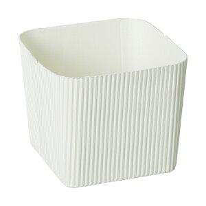 リップル ベーキングカップ スクエア型 (白) 25枚入 シフォンケーキ 型 シフォンカップ ケーキ型 日本製 紙型 紙 紙製 焼型 プレゼント お菓子作り 手作り 製菓用品 SC401-25 ハロウィン ハロウ