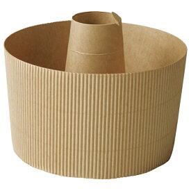 シフォンカップ 15cm (クラフト) 10枚入 ハードタイプ シフォンケーキ 型 ベーキングカップ ケーキ型 日本製 紙型 紙 紙製 焼型 プレゼント お菓子作り 手作り 製菓用品 SC844-10