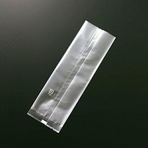 ラッピング袋 (透明) 100枚入 業務用 クラフトキューブ対応 マチあり エージレス対応 小分け袋 焼菓子袋 ラッピング小分け XF6700-100