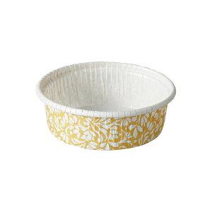カールカップ S3(ボタニカル) 50枚入 チーズケーキ 型 レアチーズケーキ , ガトーショコラ CR23-50