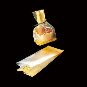【ポイント5倍 マラソン期間限定!】ラッピング袋 (水玉柄) 100枚入 マチあり マフィンカップ S対応/エージレス対応 小分け袋 , 焼菓子袋 , ラッピング小分け , 紙型 , 紙 FS6000-100