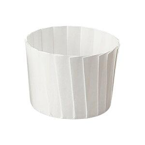 IT マフィンカップ L(白) 70枚入 マフィン型 , マフィンカップ , カップケーキ , ベーキングカップ , 日本製 , 紙型 , 紙 GP003-70