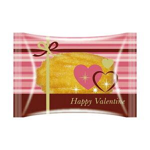 焼菓子袋 (バレンタイン) 10枚入 マドレーヌ袋 小分け袋 , 焼菓子袋 , ラッピング小分け KMK01-10