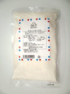 PU24 マフィンミックス 500gふわっと口溶けのよいマフィンが手軽につくれるミックス粉です。