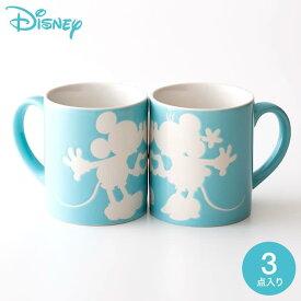 ディズニー ミッキー&ミニー ペアマグカップ