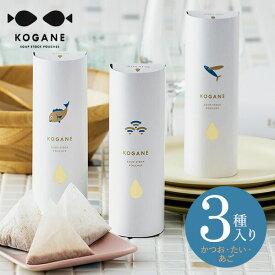 引き出物 縁起物 かつおぶし ちきり KOGANE(かつお・たい・あご)(KOGANE-C9)(あす楽) 写真入り メッセージカード無料 名入れ