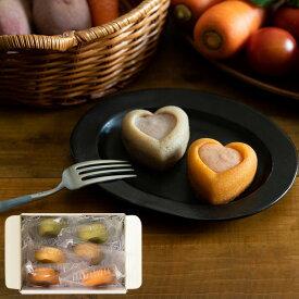お中元 ギフト 内祝い 出産 結婚 パティスリー ポタジエ 野菜のココロ 6個(PTBH-6) / 結婚内祝い 出産内祝い お返し お菓子 詰合せ