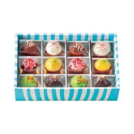 ホワイトデー お返し お菓子 ファクトリーシン スウィートカップケーキ 12個(11月〜3月)(SW-12) / 内祝い 出産 結婚 結婚内祝い 出産内祝い お返し お菓子 詰合せ
